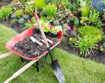 Garden & Fertilisers